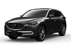 MAZDA CX-5 Exclusive Mode