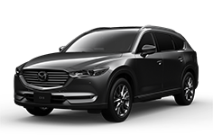 MAZDA CX-8 Exclusive Mode
